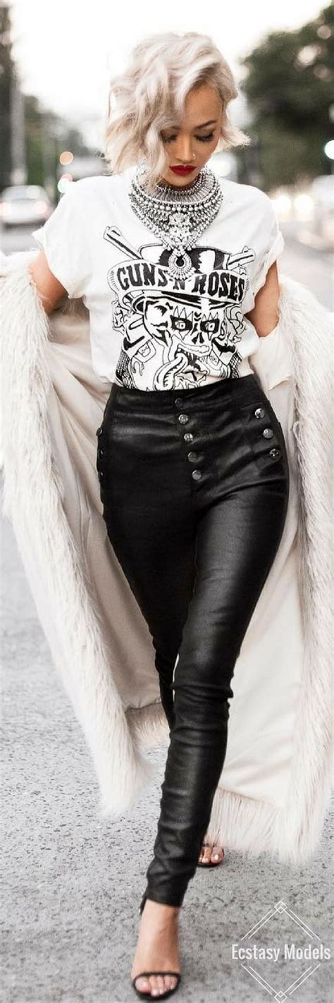 edgy older women fashion 25 best ideas about rock style fashion on pinterest
