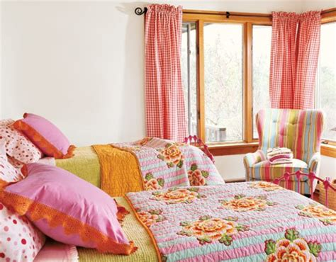 pink and orange bedroom 69 colorful bedroom design ideas digsdigs