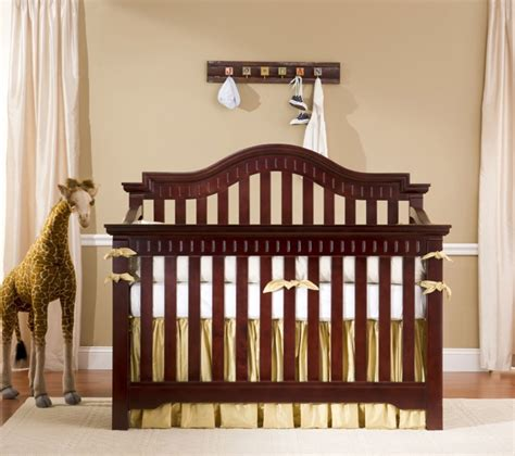 Bellini Crib Bedding Bellini Crib In Mahogany Baby Bellinis Jordans And Beds