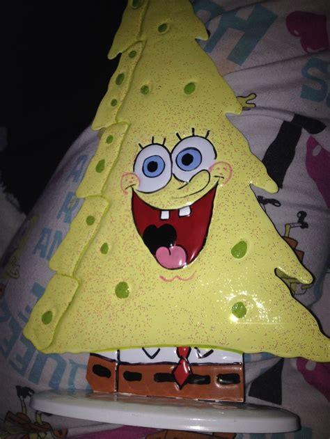 spongebob christmas crafts
