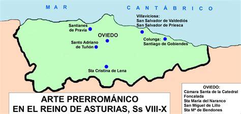 en el reino de 8408060996 histogeomapas arte prerrom 193 nico en el reino de asturias