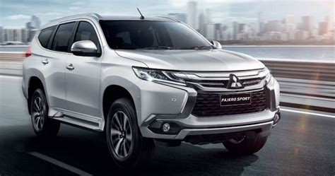 mitsubishi india 2018 mitsubishi pajero sport india launch date price