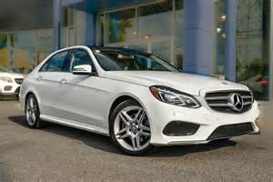 Mercedes 4matic E350 Pre Owned 2014 Mercedes E350 4matic In Ottawa Used