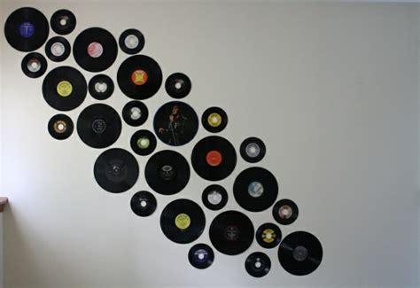 Basteln Mit Schallplatten by 98 Ausgefallene Ideen F 252 R Deko Aus Schallplatten