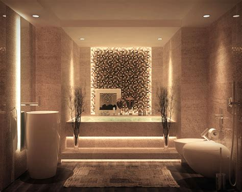Luxury Bathroom Showers Luxurious Bathrooms With Stunning Design Details