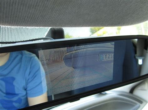 test funziona test specchietto retrovisore con display funziona davvero