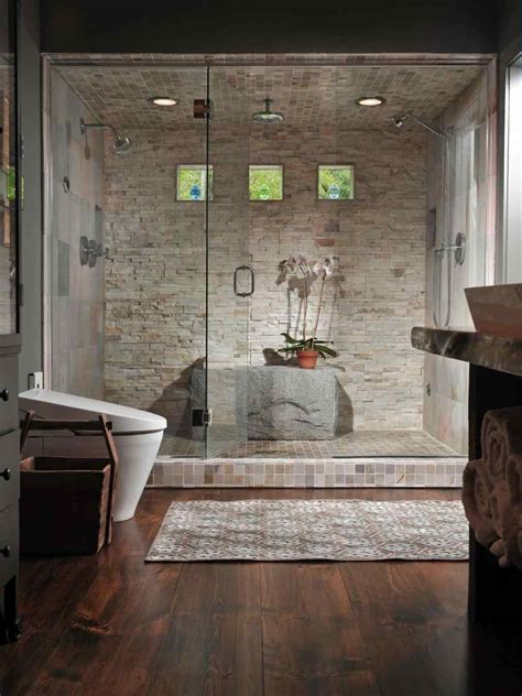 Master Bathroom With Walk In Shower Master Bathroom Plans With Walk In Shower No Tub Siudy Net