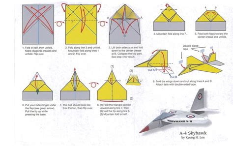 How To Make A Model Paper Airplane - best paper plane folding keres 233 s