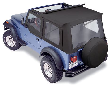Jeep Wrangler Sunrider Bestop 174 Sunrider With Doors For 87 95 Jeep 174 Wrangler