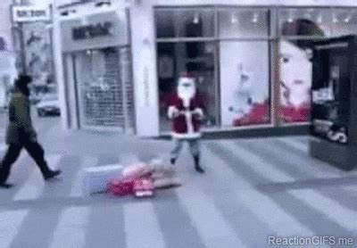 christmas reaction gifs