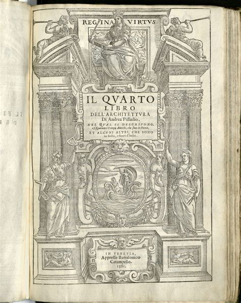 reframing the present the renaissance architecture of andrea palladio john j burns library s