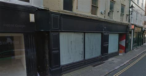 tattoo parlour nottingham empty nottingham takeaway shop could become a tattoo