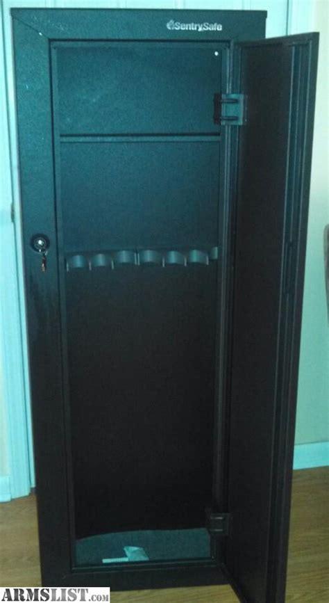 Sentry Gun Cabinet by Armslist For Sale Sentrysafe 8 Gun Security Cabinet