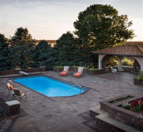 Patio And Pool Hardscapes by Landscape Project Award Winning Outdoor Hardscape Patio