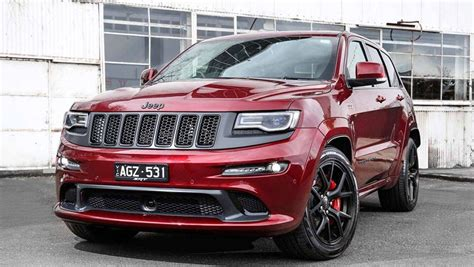Jeep Srt by Jeep Grand Srt 2016 Review Drive