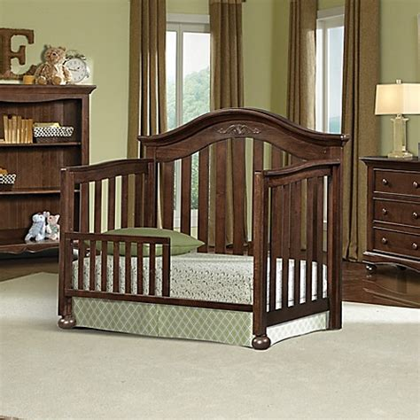 bed bath and beyond westwood westwood design meadowdale toddler guard rail in madeira
