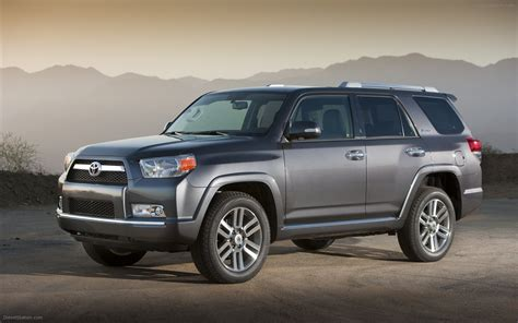 2011 Toyota 4 Runner Toyota 4runner Limited 2011 Widescreen Car