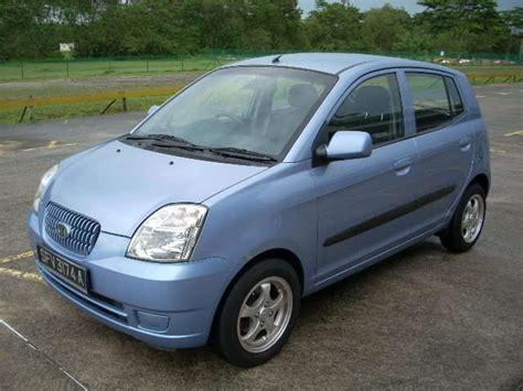 Kia Picanto 2005 Review 2005 Kia Picanto Photos 1100cc Gasoline Ff Automatic