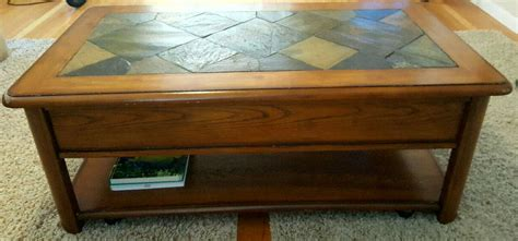Coffee Table With Extending Top Letgo Coffee Table Extending Top W In Salisbury Nc