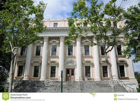 San Jose Superior Court Search Court Building In Oamaru S Precinct New Zealand Editorial Image