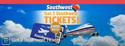 Southwest Airline Free Ticket Giveaway - facebook southwest ticket scam no free tickets for 90th anniversary santa monica