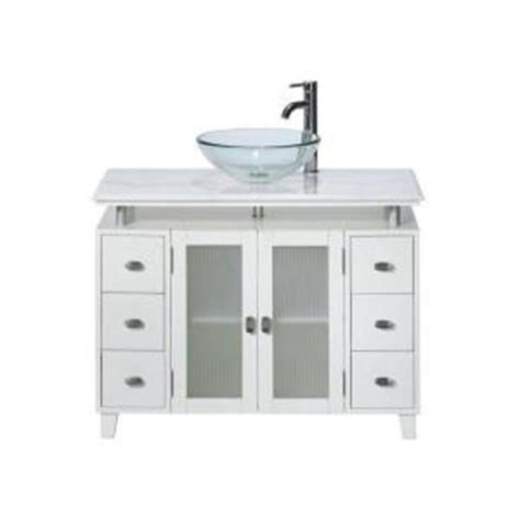 42 inch bathroom vanity home depot home decorators collection moderna 42 in w x 21 in d