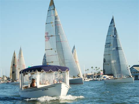 duffy boats los angeles visit newport beach inc showcases world class coastal