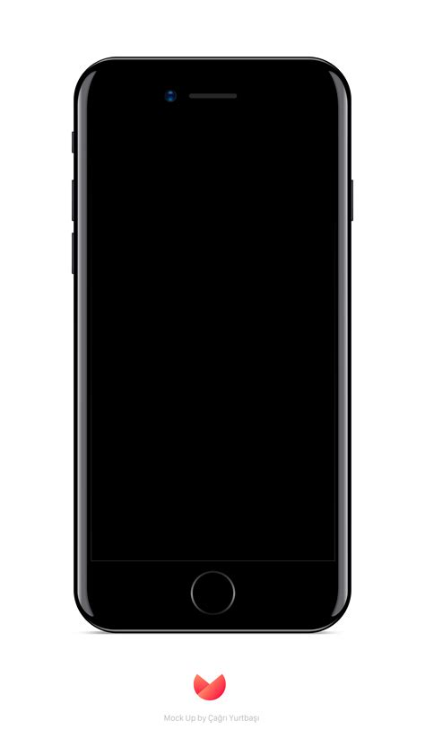 iphone front dribbble iphone7 front png by cagri yurtbasi iphone
