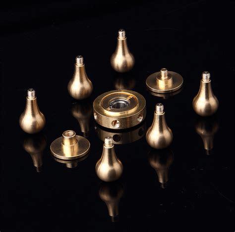 Hex Metal Fidget Spinner Diskon 1 hex metal fidget spinner golden jakartanotebook