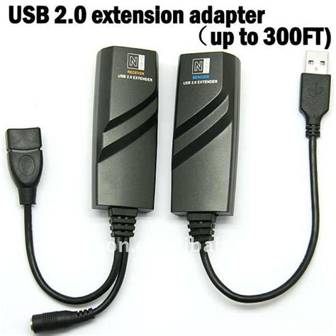Usb Extender Wireless Harga 1 000mbps usb 2 0 extension adapter 100 meters usb