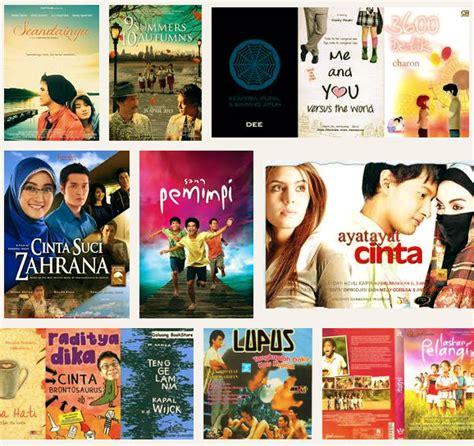 film remaja indonesia yang diangkat dari novel tujuh film adaptasi novel indonesia laik tonton
