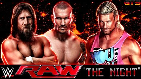 Theme Song Raw | 2014 wwe raw theme song quot the night 2014 remix