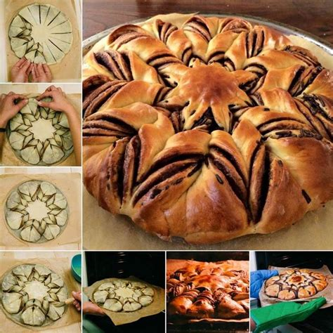diy cooking diy food tutorial nutella bread recipe pictures photos