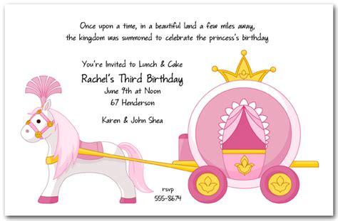 children s 3rd birthday invitation wording birthday invites give a special princess birthday invitations cheap princess birthday