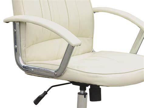 beige leather desk chair beige office executive chair swivel home ergonomic