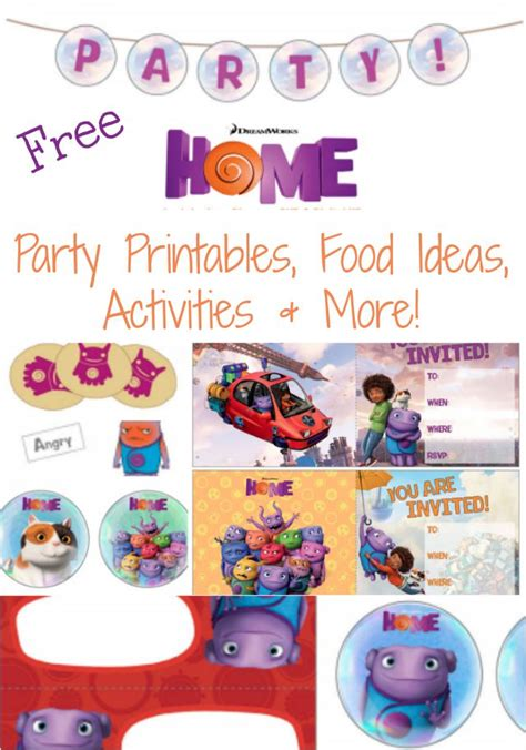 movie decorations for home home movie themed party ideas free printables