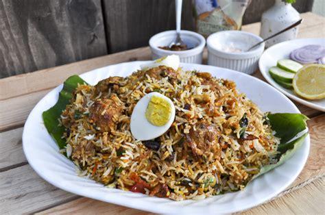 food swings achari chicken kofta biryani pickled chicken meatball