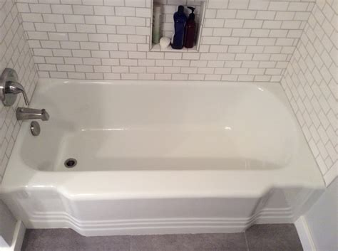 refurbishing bathtubs fantastic refinish porcelain gallery bathtub for