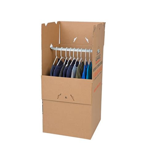 U Haul Wardrobe Box Price by U Haul Ez Wardrobe Box