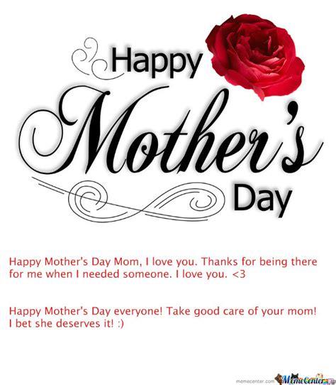 Happy Mothers Day Meme - happy mother s day by dontdotheharlemshake meme center