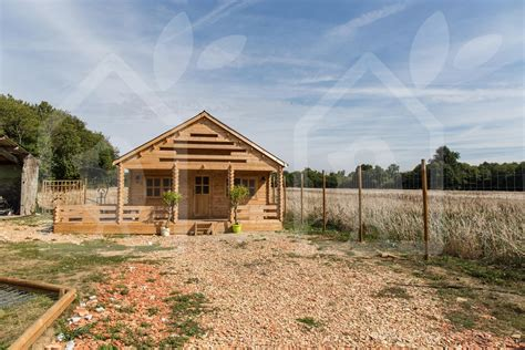20 X 20 Log Cabin by Loft Cabin Alex 20 X 20