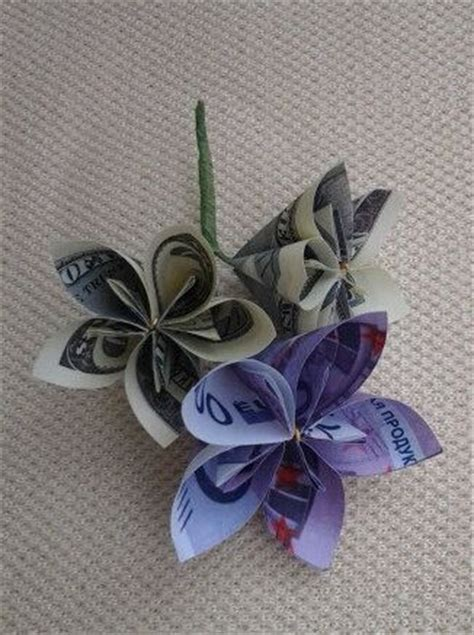 money origami wedding wedding bouquet origami paper money bouquet100 by