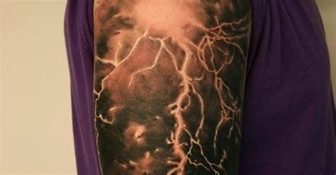 lightning tattoo ink tattoo inkspiration pinterest
