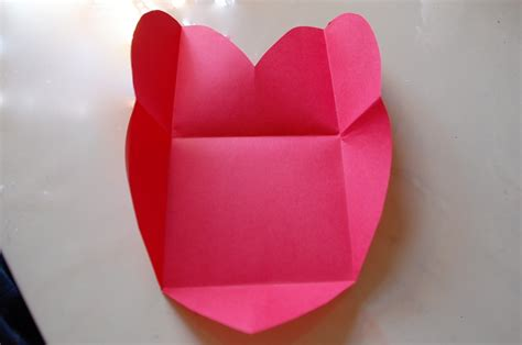 how to make a shaped card how to make shaped greeting card in 2 ways www