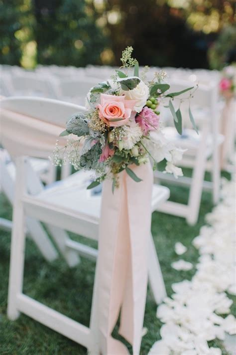 Sweet Pink Calamigos Ranch Wedding   Wedding Ceremony