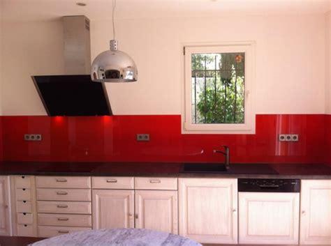 cr馘ence cuisine en verre design la cr 233 dence en verre pour la cuisine archzine fr