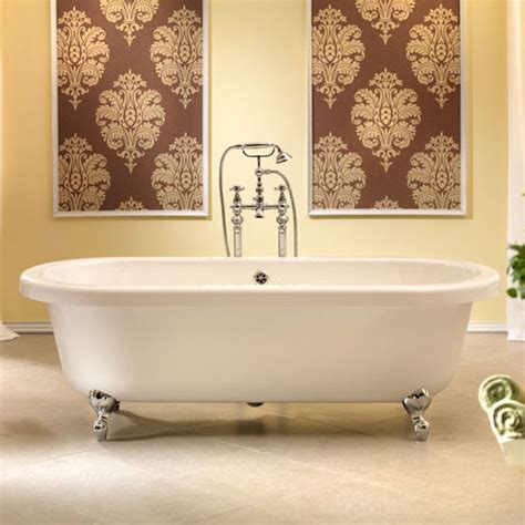 Oval Badewanne by Ottofond Corvette Freestanding Oval Bath