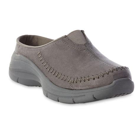 wide width clogs for athletech s milo gray clog sneaker wide width
