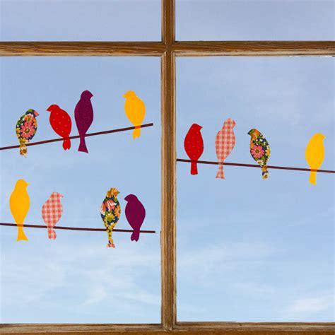 Frühling Fensterdeko by Fensterdeko Fr 195 188 Hling Basteln Indir