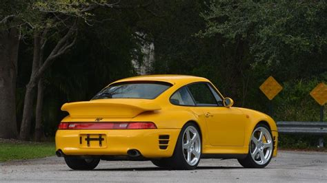 ruf porsche 993 1997 porsche ruf 993 turbo r 3 6 500 hp 6 speed ruf